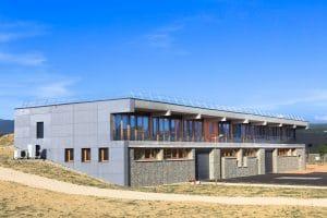 Bâtiment de bureaux «Pole Bio» sur l'ECOSITE de EURRE (Bio Vallée)