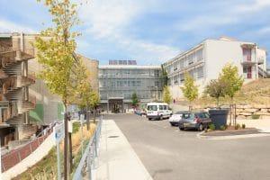 Centre Hospitalier de VILLENEUVE DE BERG