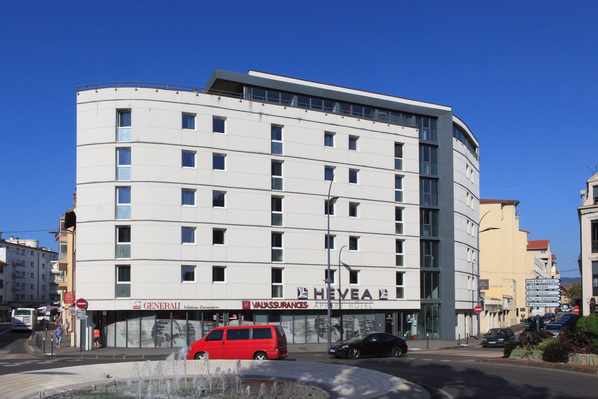 Hôtel HEVEA à VALENCE