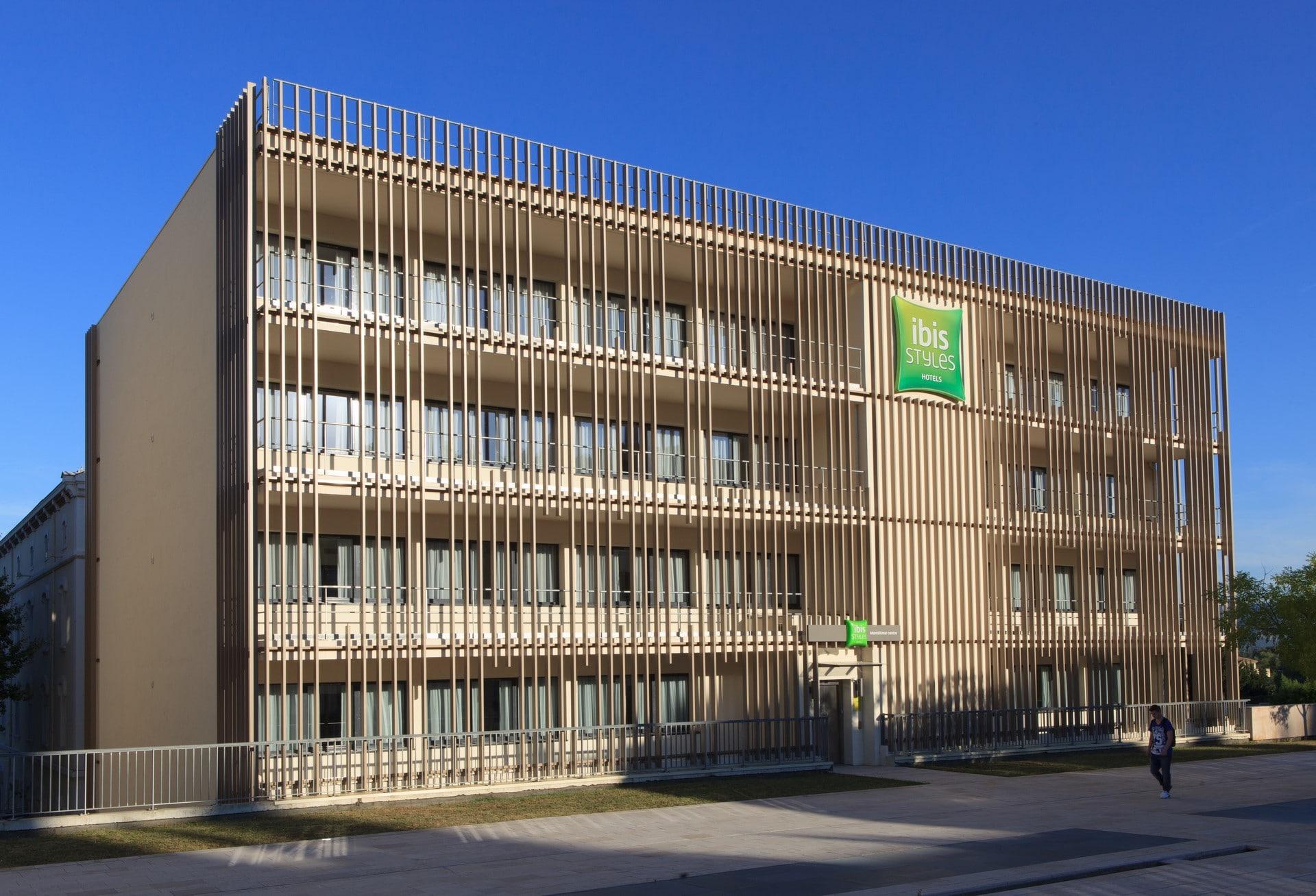 Hôtel IBIS à MONTELIMAR