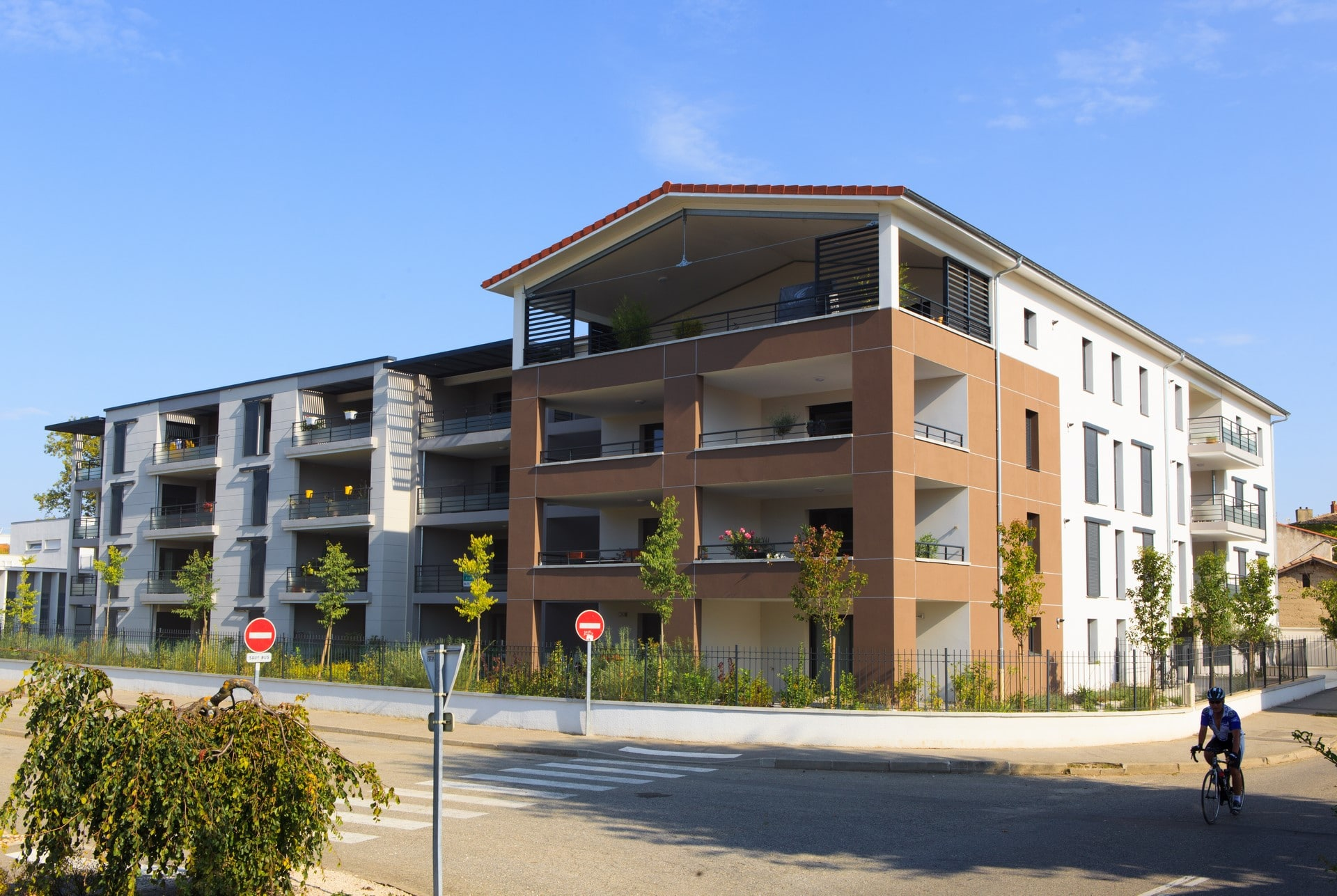 IMMOBILIERE VALRIM «le Luminescence» à CHABEUIL (26)
