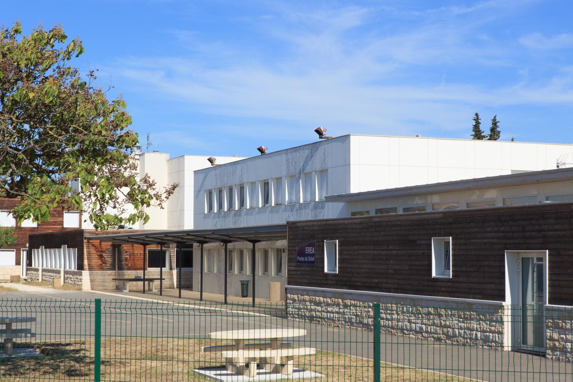 Lycée d'Enseignement Adapté EREA à MONTELIMAR
