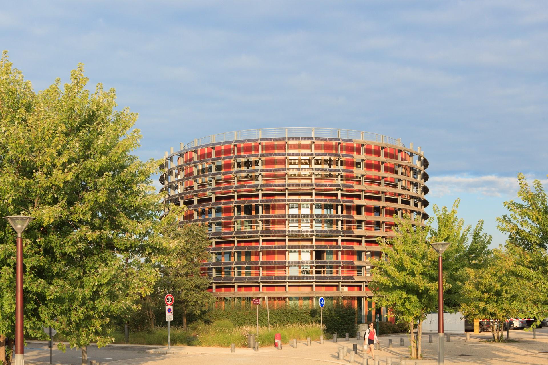 Syndicat Départemental d'Energie de la Drôme à ROVALTAIN