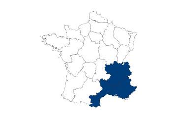 Carte France Thumb